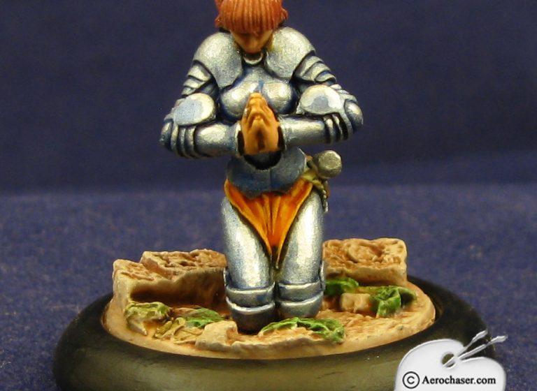 Praying Paladin