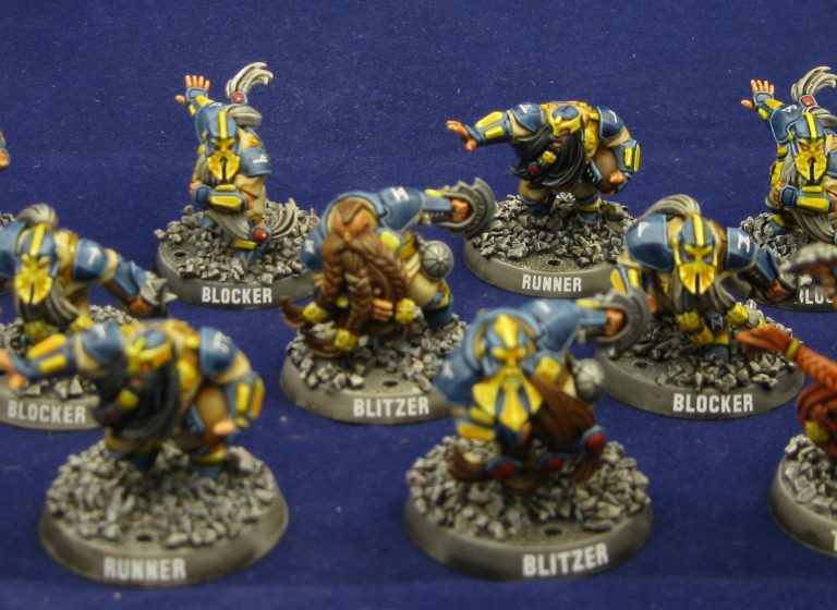 Dwarf BB Team