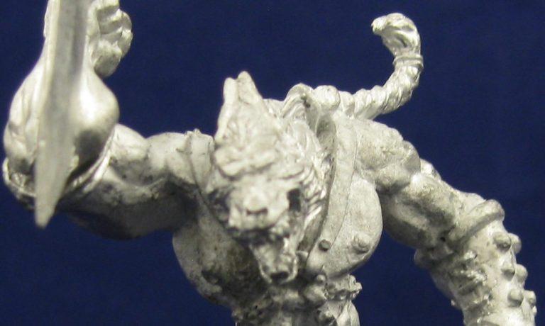 Wolfen Predator
